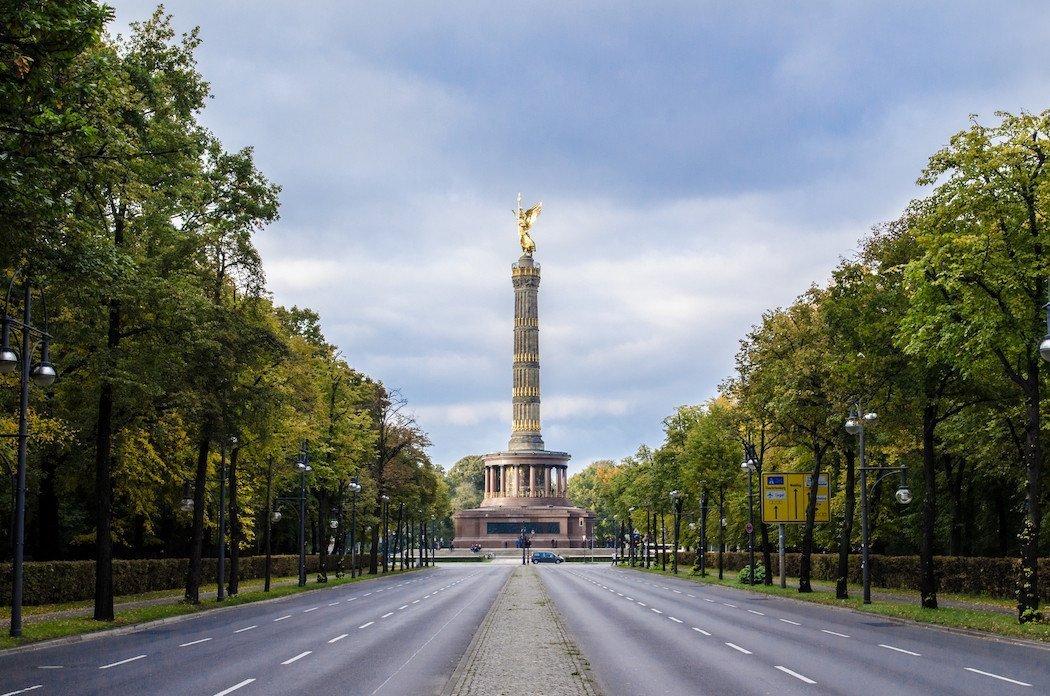 Victory Culumn Berlin