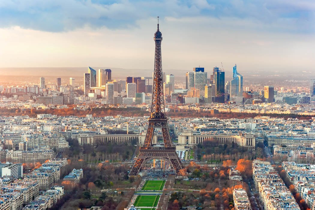 View Tour Monteparnasse