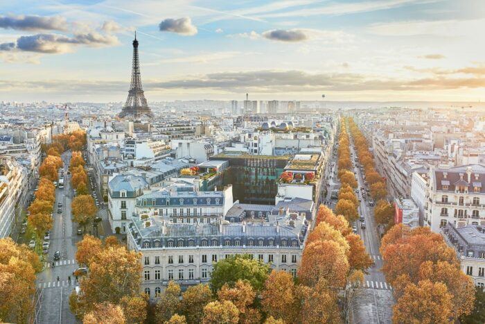 A weekend in Paris: 3 day itinerary