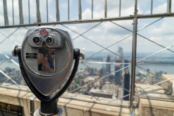 Viewing platform Empire State Building