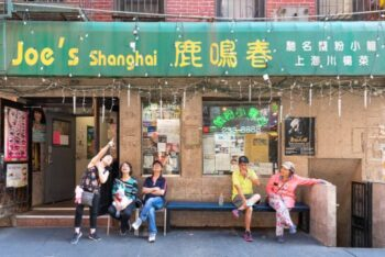 Joe's Shangai Restaurant