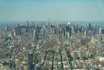 One World Trade Center View