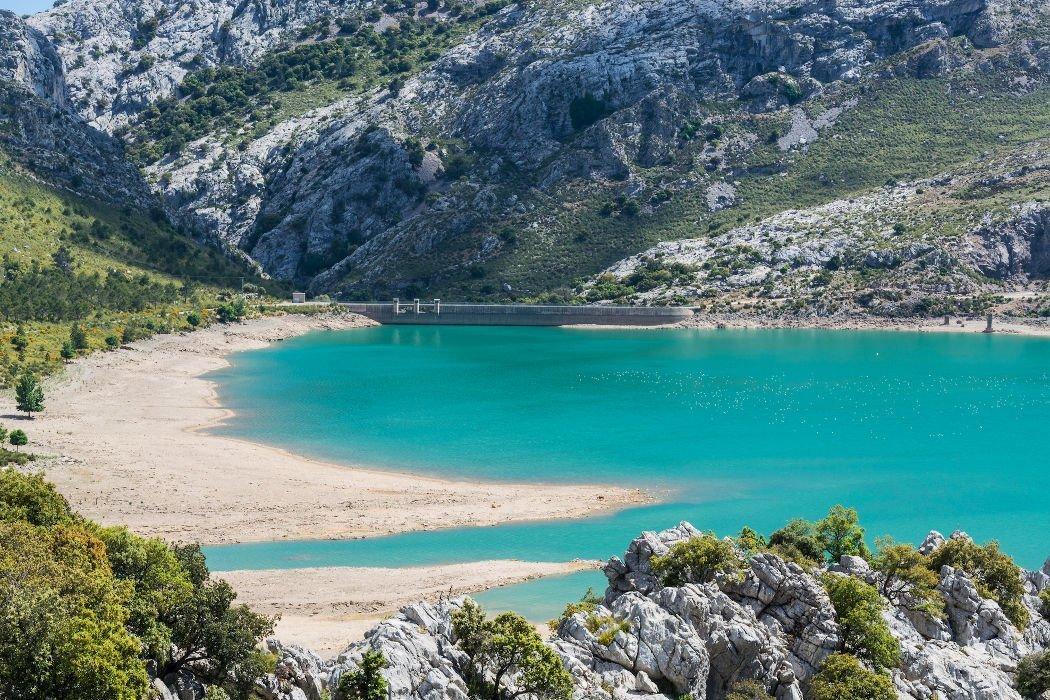 Cúber Reservoir
